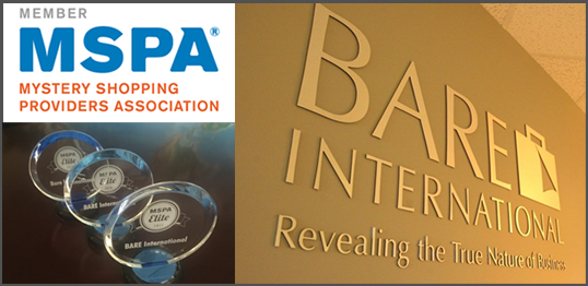 BARE International, orgulloso miembro de la MSPA