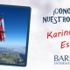 BARE INTERNATIONAL: Karina Escalona
