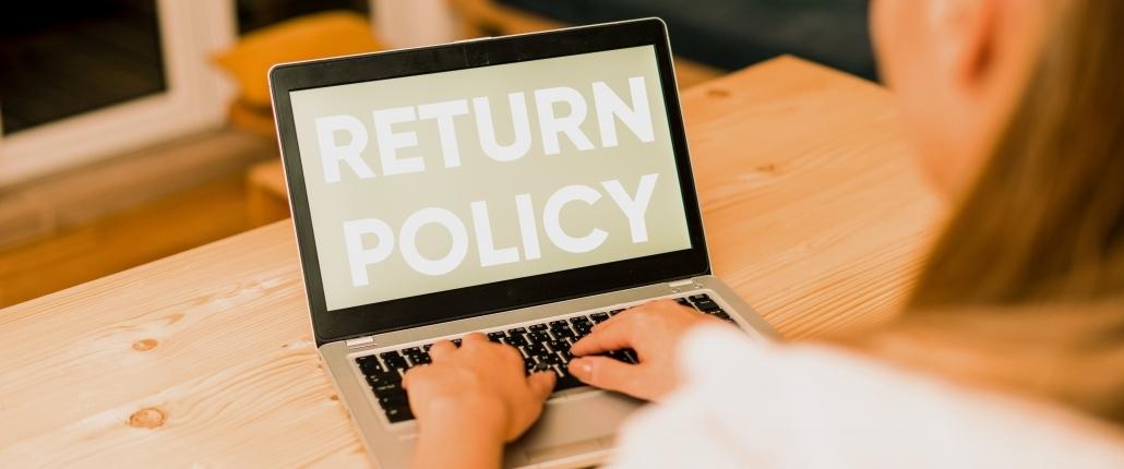 online returns