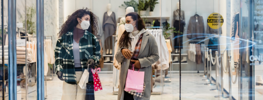 Estudio demuestra que los consumidores (todavía) adoran la compra en persona
